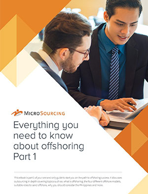 Everything you need to know about offshoring Part 1