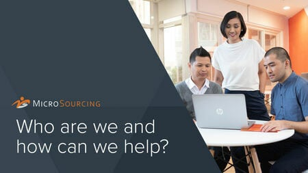 Who are we and how can we help?