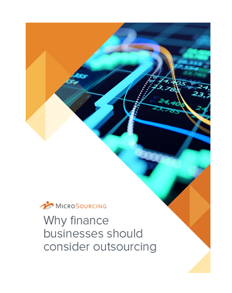 why finance businesses shoyld consider outsourcing