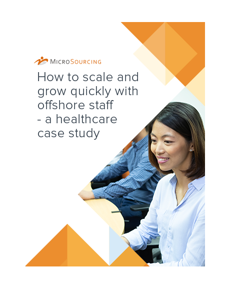 How to scale and grow quickly with offshore staff: a healthcare case study