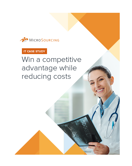 IT case study: Win a competitive advantage while reducing costs