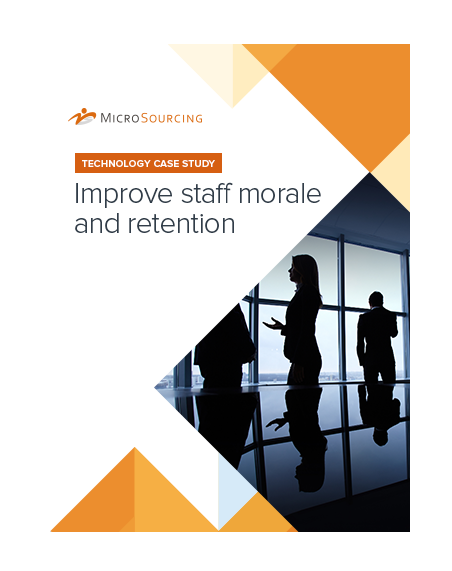 Technology case study: Improve staff morale and retention